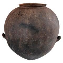 Terracotta Pot from Mexico, Circa 1920's
