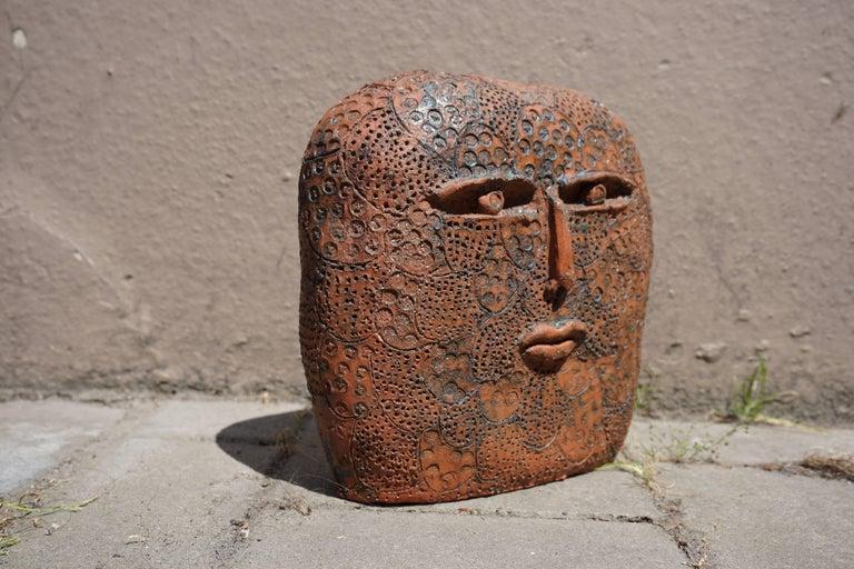 Terracotta Sculpture For Sale 4