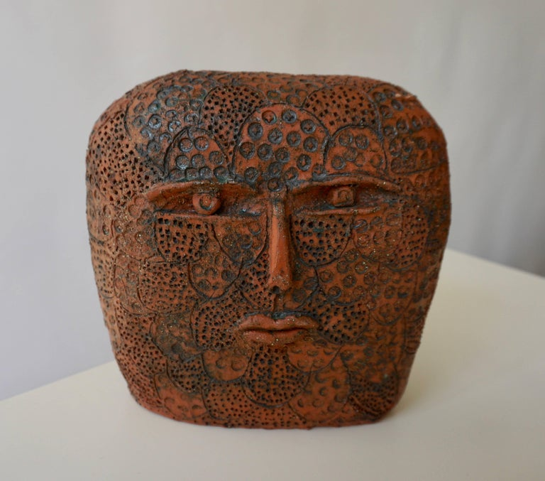 Terracotta Sculpture In Good Condition For Sale In Antwerp, BE