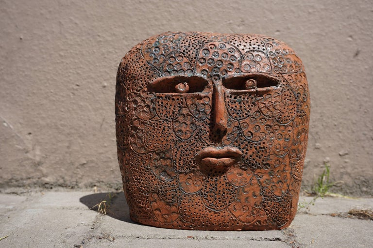 Terracotta Sculpture For Sale 3
