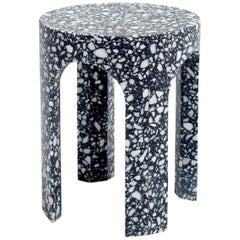 Terrazo Contemporary Side Table