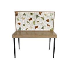 Customizable Terrazzo Desk by Ercole Home