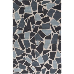 Terrazzo Hand-Knotted 10x8 Rug in Wool by The Rug Company