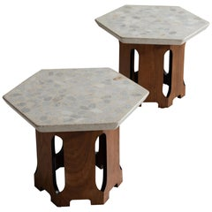 Terrazzo Table by Harvey Probber