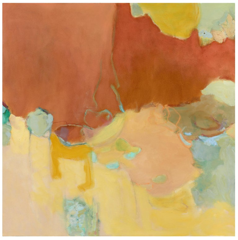 Terrell James Abstract Painting - A Talent for Friendship