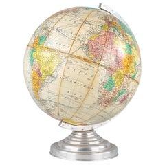 Terrestrial Globe, France, 1960s