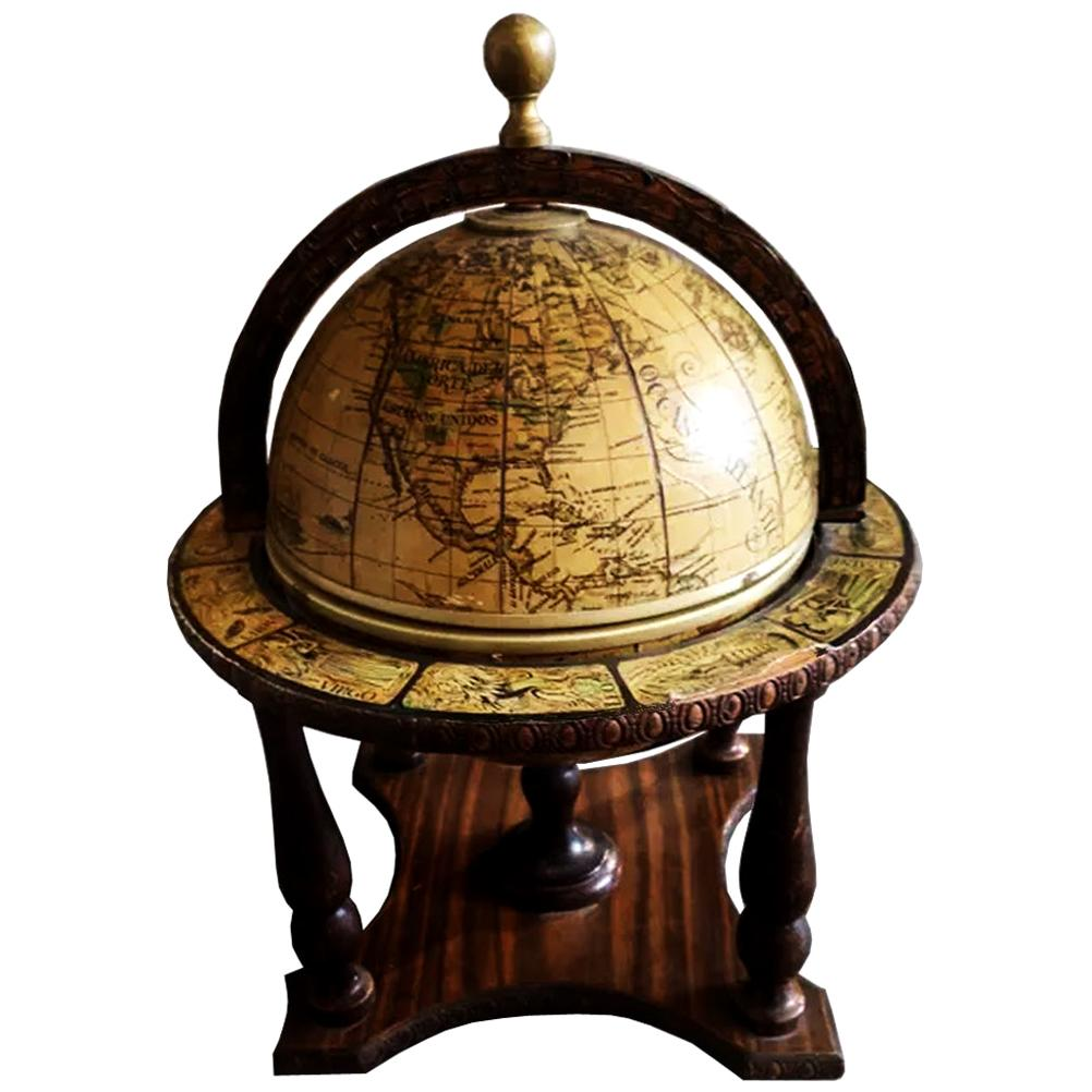 Terrestrial Globe Ice Bucket, 20th Century