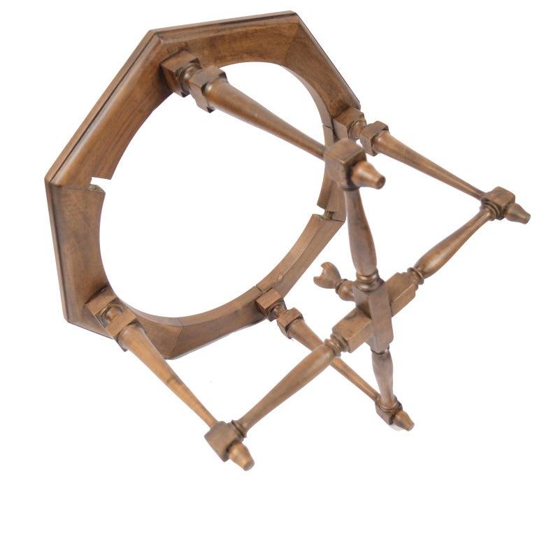1843 Antique Terrestrial Globe  According to the Knowledge of Giovanni M Cassini For Sale 11