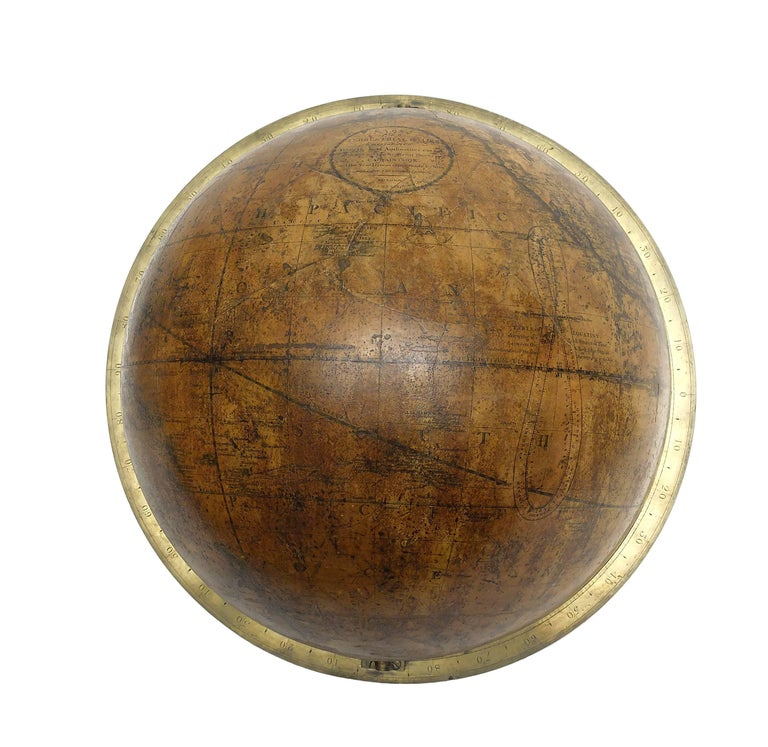 Terrestrial Globe, Signed Cary, London, 1789 4