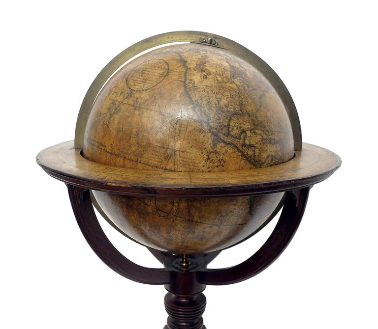 Terrestrial Globe, Signed Cary, London, 1789 7