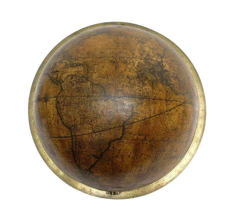 Terrestrial Globe, Signed Cary, London, 1789 2