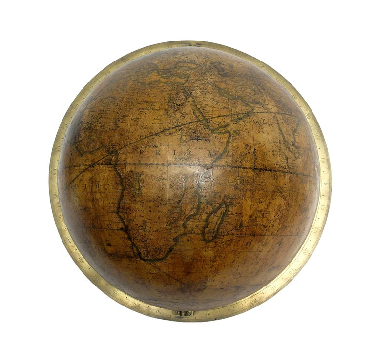 Terrestrial Globe, Signed Cary, London, 1789 3