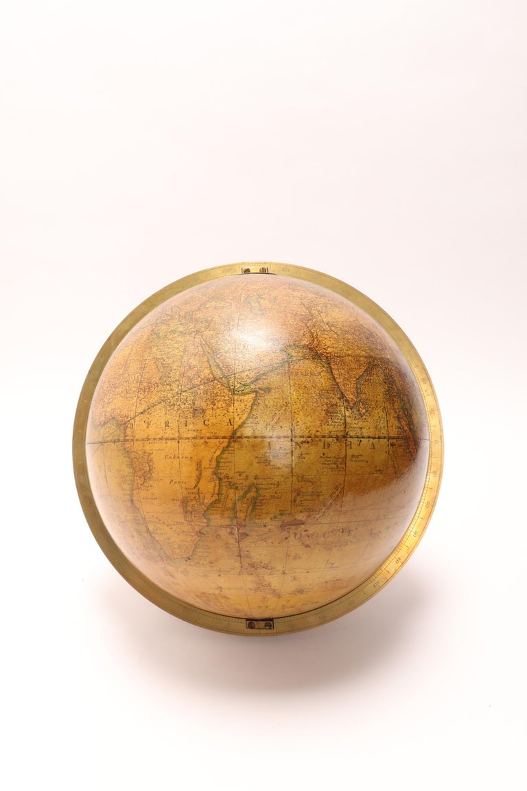 Terrestrial Globe Signed Cary, London, 1800 For Sale 2