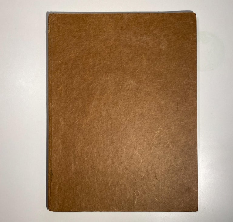 Terry Haass Artist Book with Inscription to Dore Ashton For Sale 3