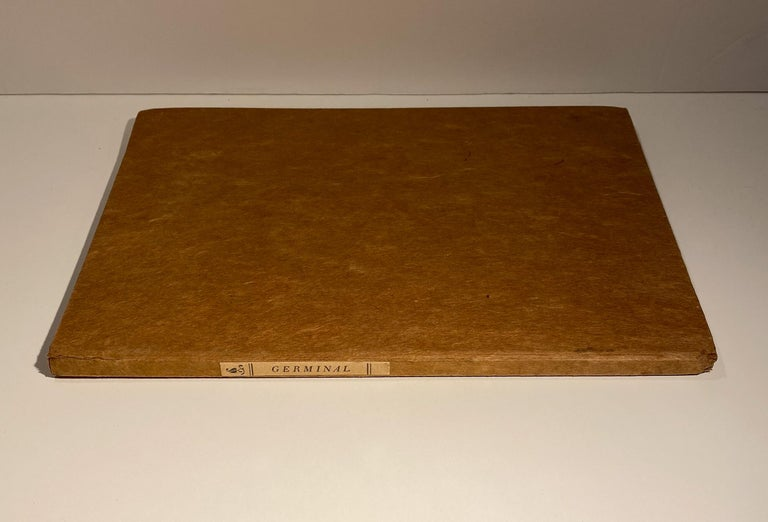 Terry Haass Artist Book with Inscription to Dore Ashton For Sale 4
