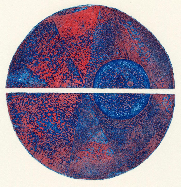 Untitled (Plate 2)  - Print by Terry Haass