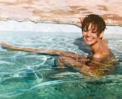 ' Audrey Hepburn Swims ' Terry O'Neill signed limited edition