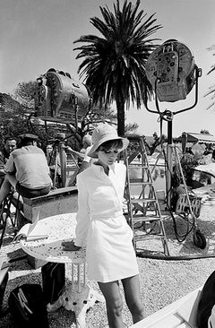 Audrey Hepburn, 1967 (Terry O'Neill - Black and White Photography)