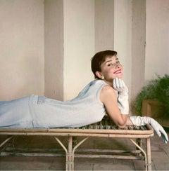 Audrey Hepburn, Italy 1955