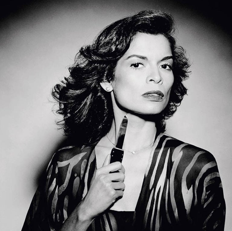 Terry O'Neill - Bianca Jagger 1978 For Sale at 1stdibs