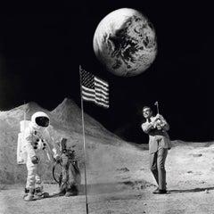 Bond on the Moon