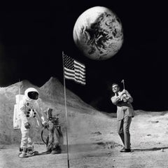 Bond on the Moon