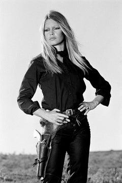 Brigitte Bardot, 1971 - Terry O'Neill (Portrait Photography)