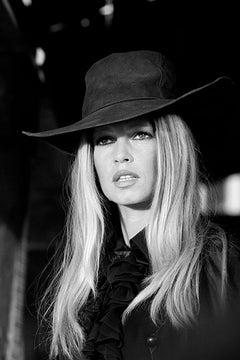 Brigitte Bardot, 1971 (Terry O'Neill - Black and White Photography)