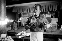 Chuck Berry, 1986 (Terry O'Neill - Black and White Photography)