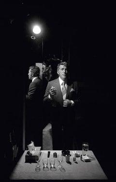 Dean Martin, Las Vegas - Terry O'Neill, lifetime signed, 72x48 in, celebrity
