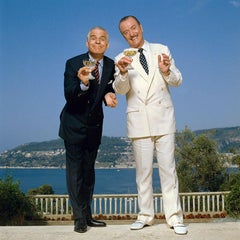 Dirty Rotten Scoundrels, 1988 (Terry O'Neill - Colour Photography)