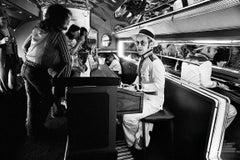Elton John, 1974 (Terry O'Neill - Black and White Photography)