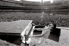 Elton John at Dodger Stadium