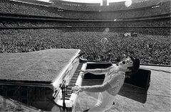 Elton John, Dodger Stadium, Los Angeles