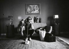 Elton John with Telephone