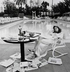 Faye Dunaway, 1977