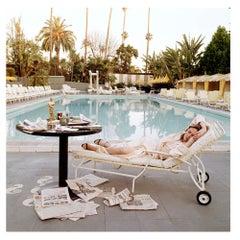 Faye Dunaway Oscar Outtake (lying down)