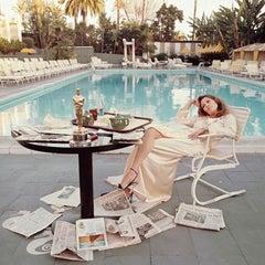 Faye Dunaway Oscar Shot (Estate Signed)