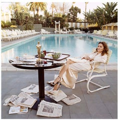 Faye Dunaway Oscar Shot - Power Shot