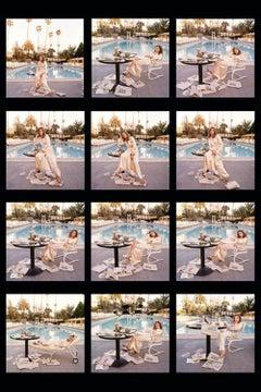 Faye Dunaway, Beverly Hills Hotel 1977