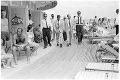 Frank Sinatra Boardwalk, Candid