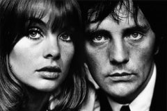 Jean Shrimpton & Terence Stamp (Co-Signed)