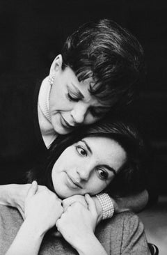 Judy Garland and Liza Minnelli, 1964