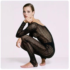 Kate Moss 1993, Body Stocking