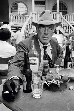 Lee Marvin, 1972 (Terry O'Neill - Black and White Photography)