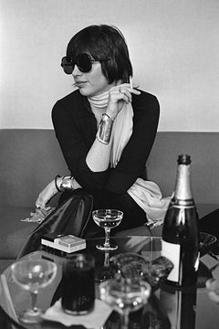 Liza Minnelli, 1974 (Terry O'Neill - Black and White Photography)
