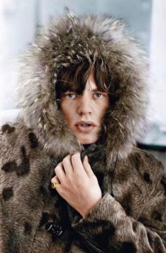 Mick Parka, colourised