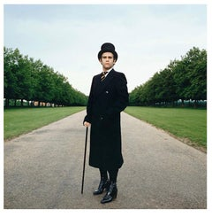 "Outtake from Elton John's ""A Single Man"" Album Cover Shoot"