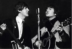 Paul McCartney and John Lennon, Wembley Studios