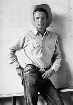 Paul Newman, 1972 (Terry O'Neill - Black and White Photography)
